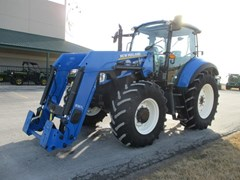 Tractor For Sale:  2013 New Holland T5.115 EC , 115 HP