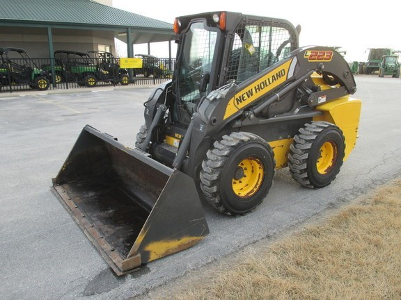 2013 New Holland L223 Skid Steer For Sale
