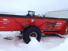 Manure Spreader-Dry/Pull Type For Sale 2012 Kuhn Knight 8114