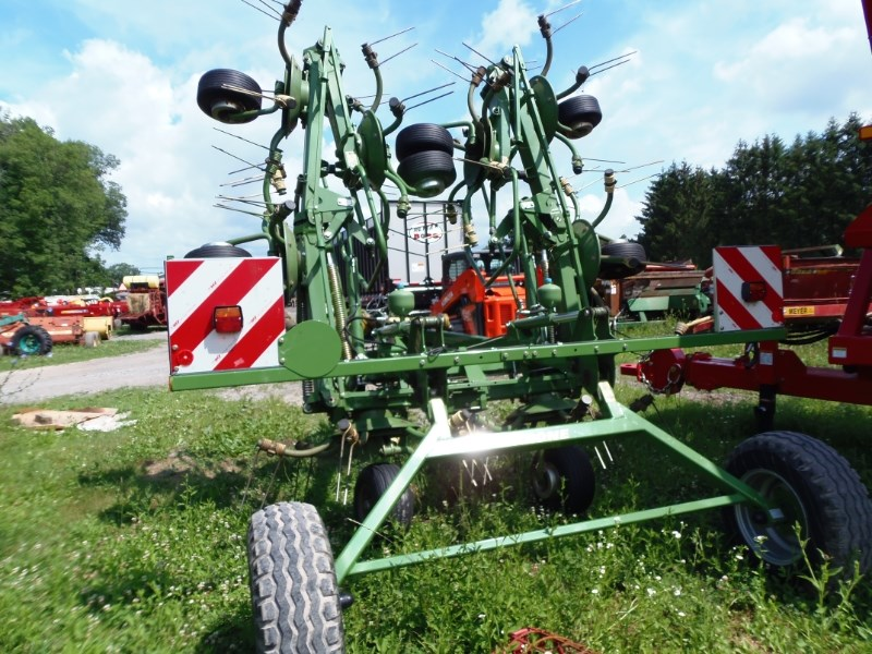 2014 Krone KWT882 Tedder For Sale