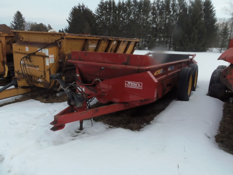 2011 New Holland 185 Manure Spreader-Dry/Pull Type For Sale