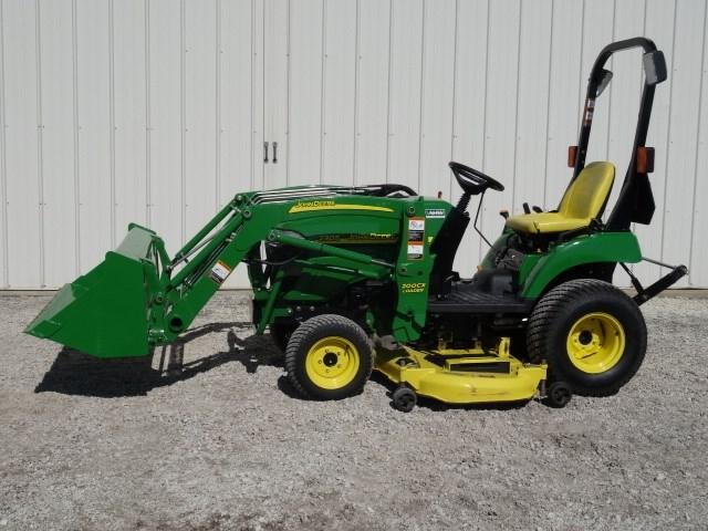 2007 John Deere 2305 Tractor - Compact For Sale