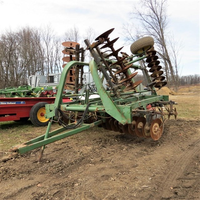 John Deere 235 Disk Harrow For Sale