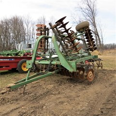 Disk Harrow For Sale John Deere 235
