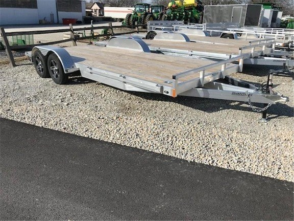 2018 Stealth P1AO718TA Equipment Trailer For Sale