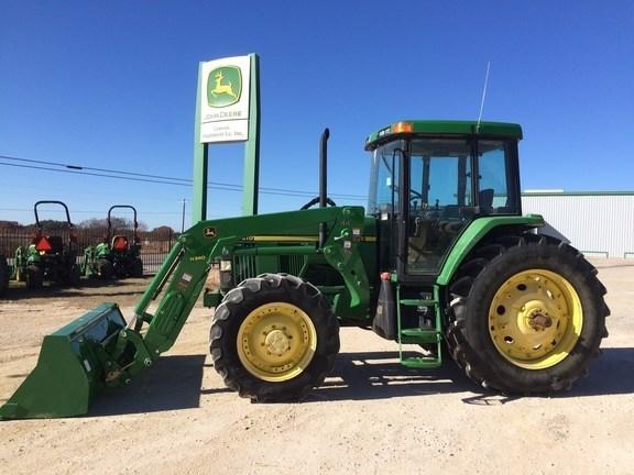 2002 John Deere 7410 Tractor For Sale