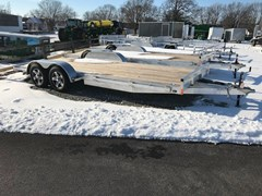 Equipment Trailer For Sale 2018 Stealth P1AO720TA
