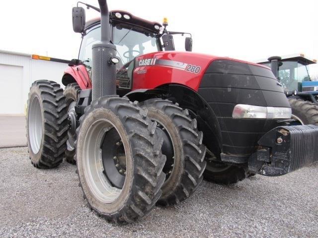 2017 Case IH MAGNUM 280 Tractor For Sale