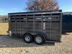 Stock Trailer For Sale 2018 Delta Manufacturing ST500