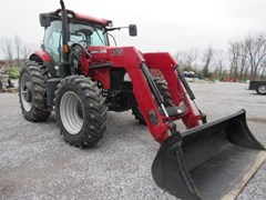Tractor For Sale 2016 Case IH PUMA 150 , 150 HP