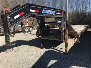 2013 Load Trail GL40 Equipment Trailer For Sale