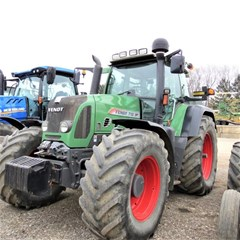 Tractor For Sale 2008 Fendt 712 VARIO TMS , 132 HP