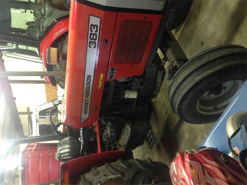 1997 Massey Ferguson 383 Tractor For Sale