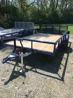 Utility Trailer For Sale 2017 Diamond C 2PSA-12X83