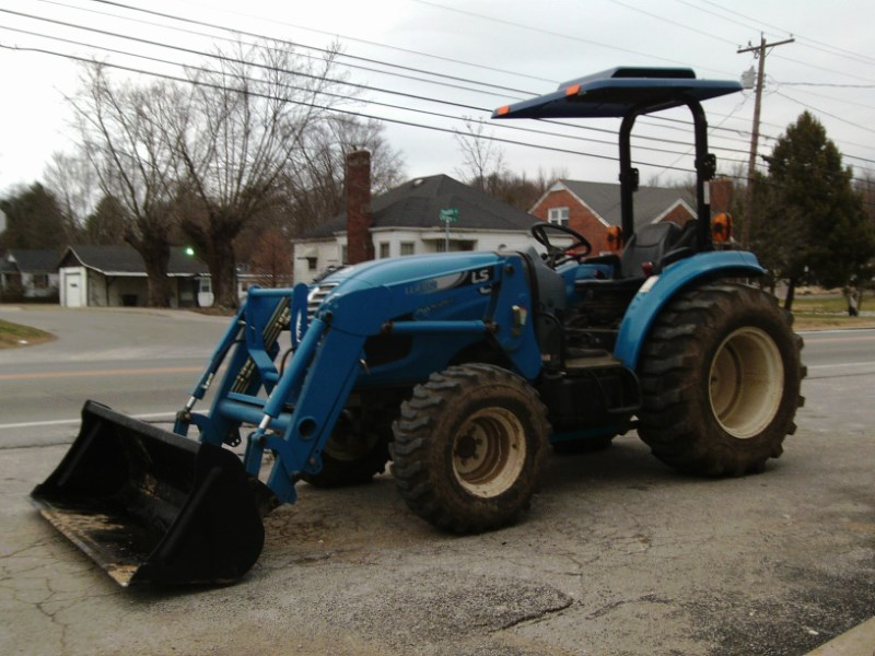 2014 LS Tractor XR4040 Tractor - Compact For Sale