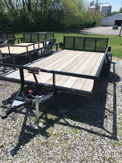 Utility Trailer For Sale 2017 Diamond C 2PSA