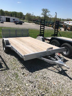 2017 Diamond C 33UVT Utility Trailer For Sale