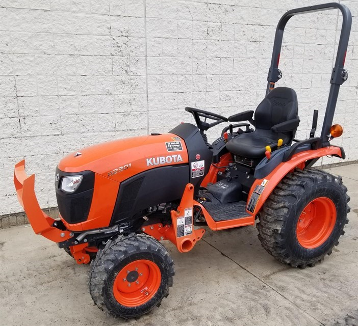 2017 Kubota B2301HSD Tractor For Sale