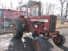 Tractor For Sale 1968 International 856 , 100 HP