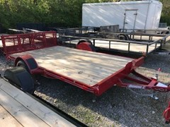 Utility Trailer For Sale 2017 Diamond C 33UVT