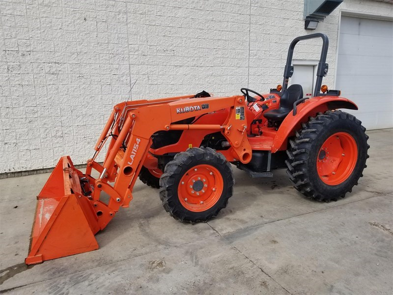 2016 Kubota M5660SUHD Tractor For Sale