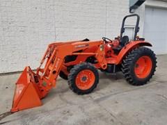 Tractor For Sale 2016 Kubota M5660SUHD , 56 HP