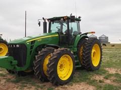 Tractor For Sale 2008 John Deere 8430