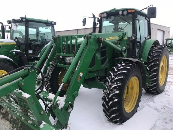 2009 John Deere 7330 Tractor For Sale