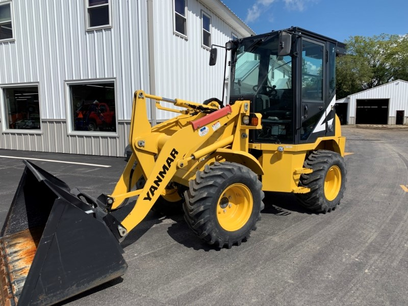 2017 Yanmar V4-7 Wheel Loader For Sale