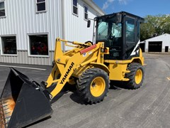 Wheel Loader For Sale:  2017 Yanmar V4-7
