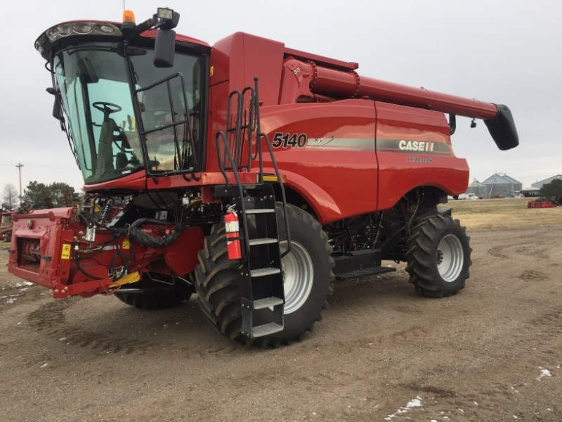 2014 Case IH 5140 Combine For Sale