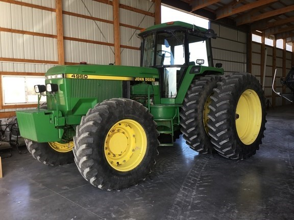 1994 John Deere 4960 Tractor For Sale