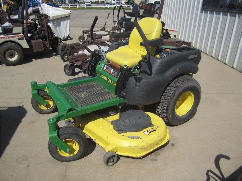 2010 John Deere Z445 Zero Turn Mower For Sale