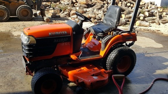 2005 Kubota 1830 Tractor For Sale