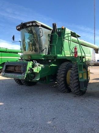 2009 John Deere 9770 STS Combine For Sale