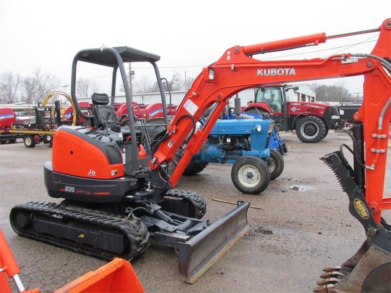 2011 Kubota U35R1 Excavator-Mini For Sale