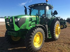 Tractor For Sale 2017 John Deere 6155R