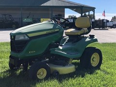 Riding Mower For Sale 2015 John Deere X304 , 18 HP