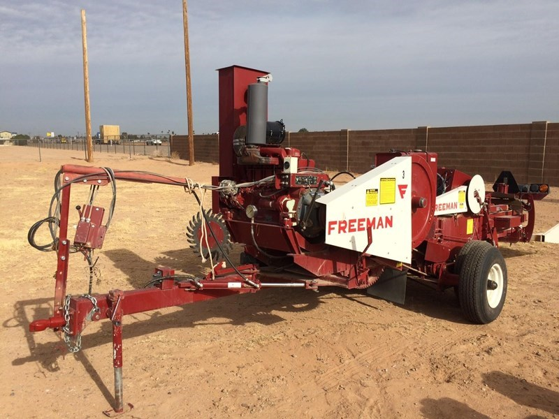 2013 Freeman 370 Baler-Square For Sale
