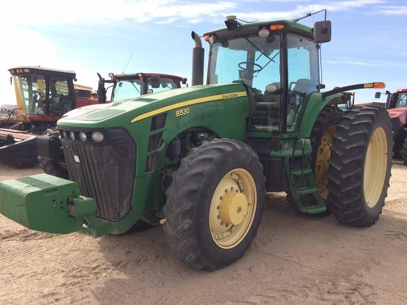 2007 John Deere 8530 Tractor For Sale