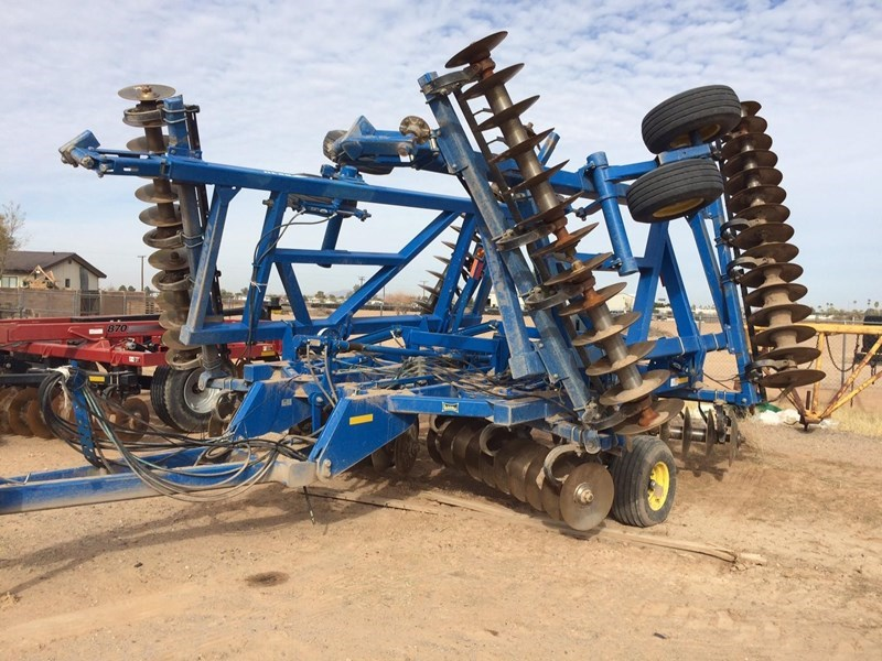 2012 Landoll 6230-33 Disk Harrow For Sale
