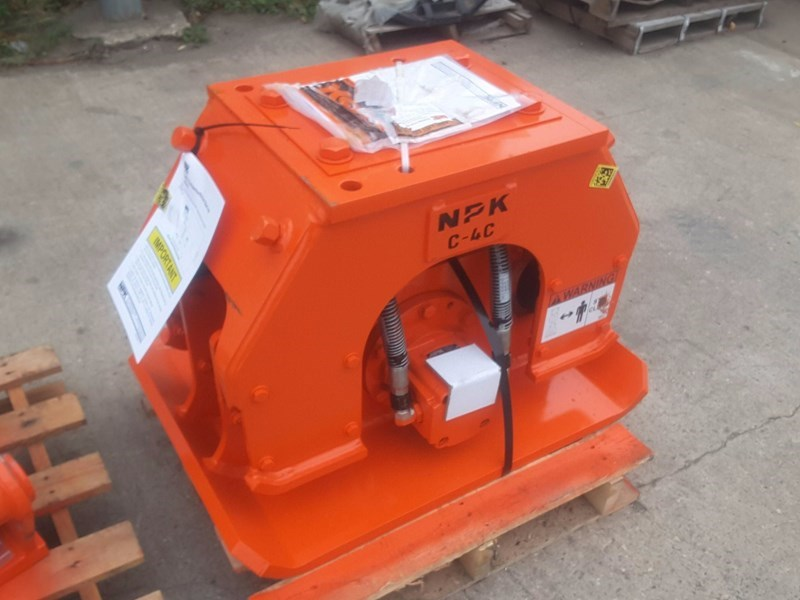 2017 NPK C-4C Plate Compactor For Sale
