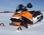 Snowmobile For Sale: 2017 Ski-Doo 2017 REN X 850E-TEC E.S. ORG CRUSH ICE SKU # UWHS