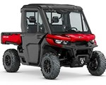 Utility Vehicle For Sale: 2018 Can-Am 2018 DEFENDER HD10 W/CAB Red SKU # 8TJB