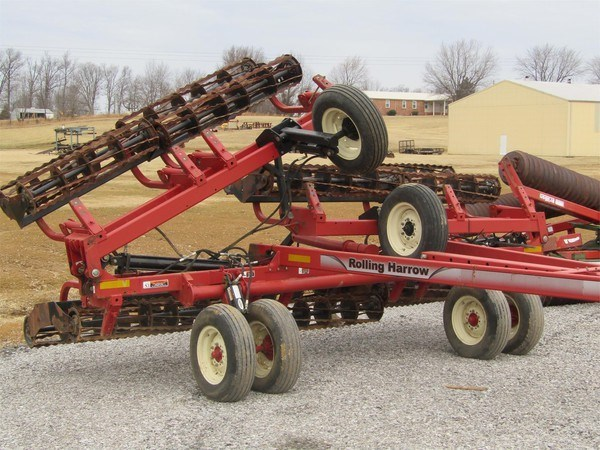 Unverferth ROLLING HARROW 1225 Tillage For Sale