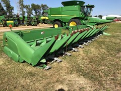 Header-Corn For Sale 2010 John Deere 612C