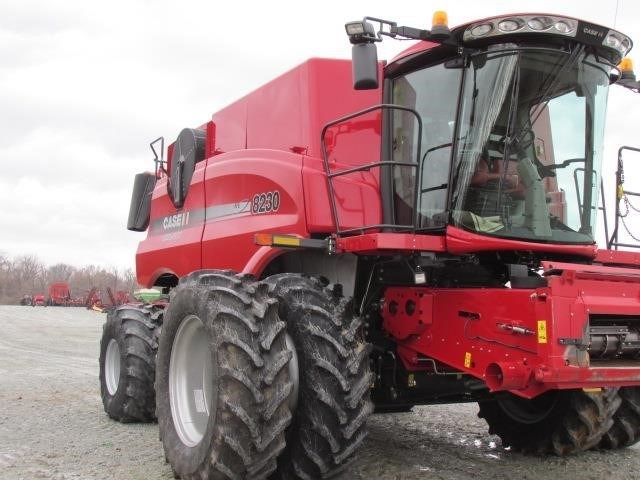 2013 Case IH 8230 Combine For Sale