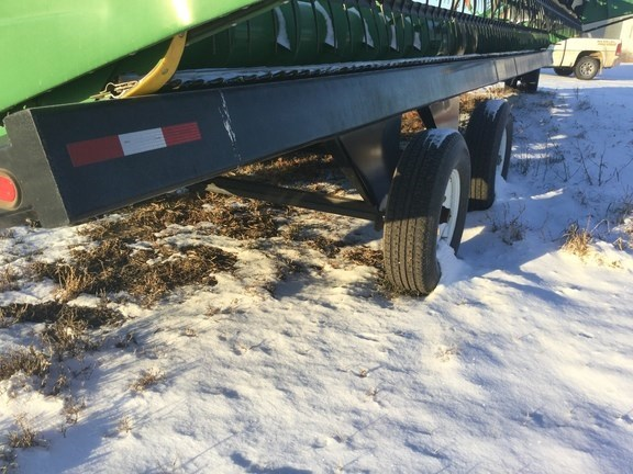 2016 MD Products 38 Header Trailer For Sale