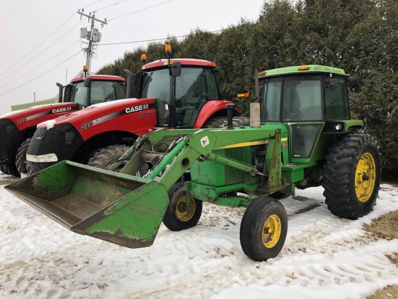 John Deere 4230 Tractor For Sale