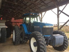 Tractor For Sale 2000 New Holland 8970 , 210 HP